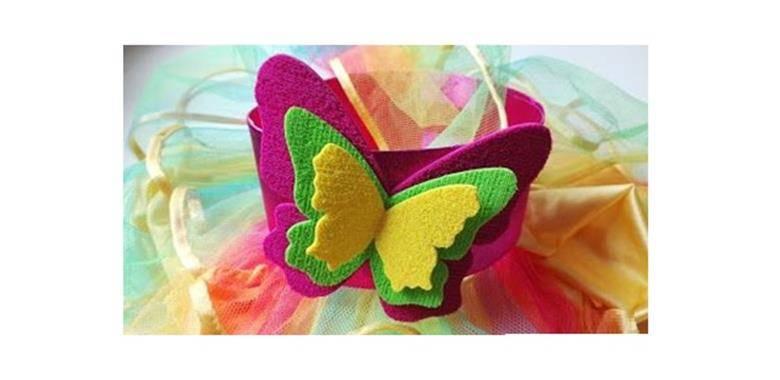 Zapraszamy na motylkowe zajęcia do Gminnego Ośrodka Kultury w Kolnie oraz Centrum kultury w Bęsi.