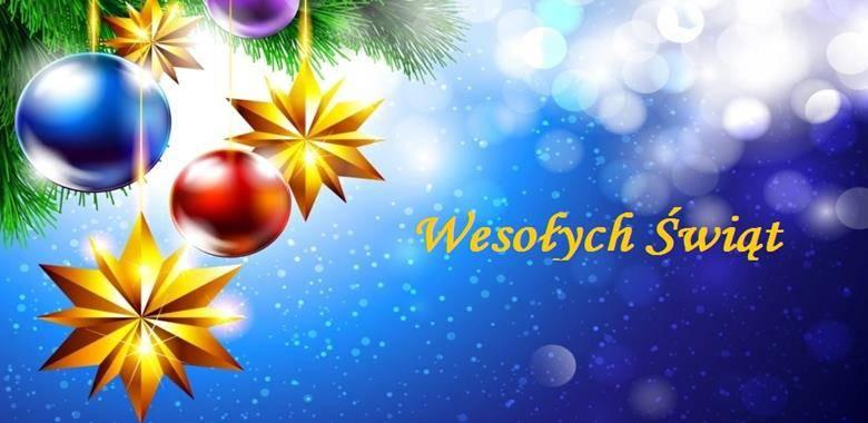 Wideo życzenia świąteczne Szkoły Podstawowej im. Jana Pawła II w Kolnie