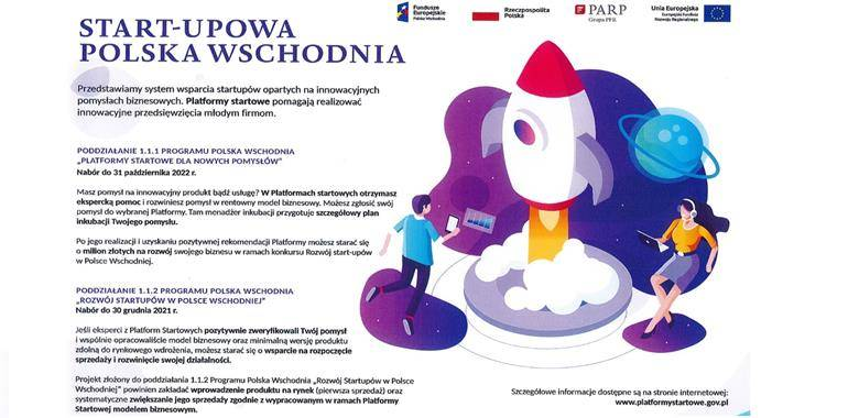 START-UPOWA POLSKA WSCHODNIA