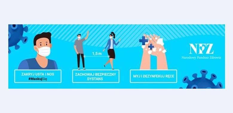 Informacja dotycząca szczepienia pacjentów w domach